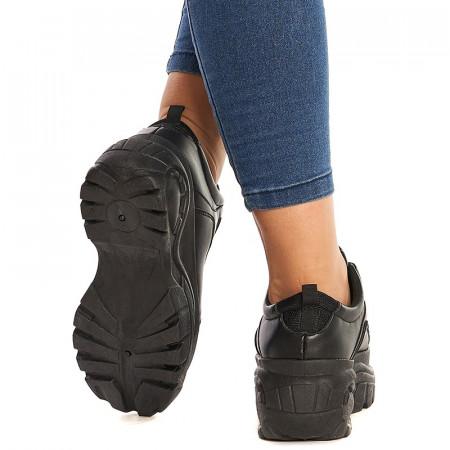 Sneakers Chloe negru
