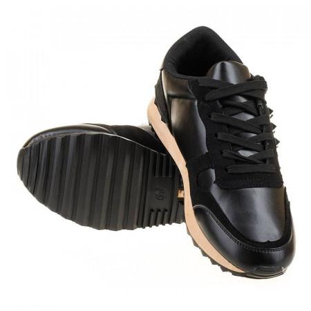 Sneakers Tiffany negru