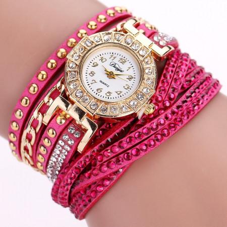 Ceas dama la Moda Talia roz