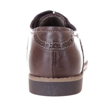 Pantofi casual din piele naturala Johnny