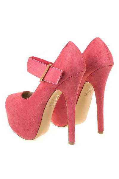 Pantofi cu platforma Gilda pi