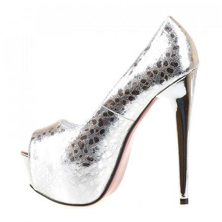 Pantofi cu platforma la moda Ivanca