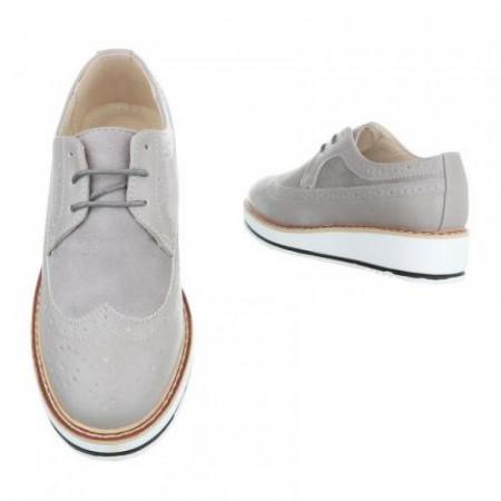 Pantofi dama, Gri