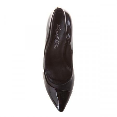 Pantofi Stiletto din lac Paola