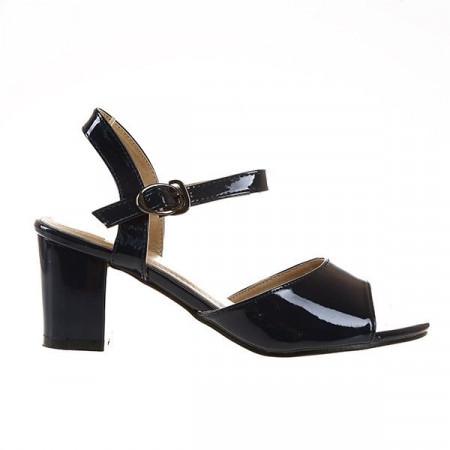 Sandale cu toc Lora Aliya