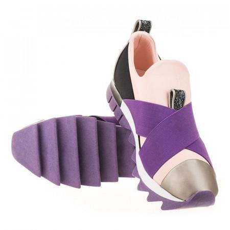 Sneakers stil dolce&gabbana Editta