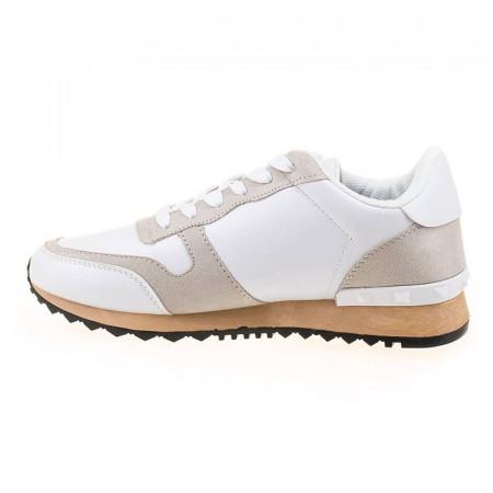 Sneakers Tiffany alb