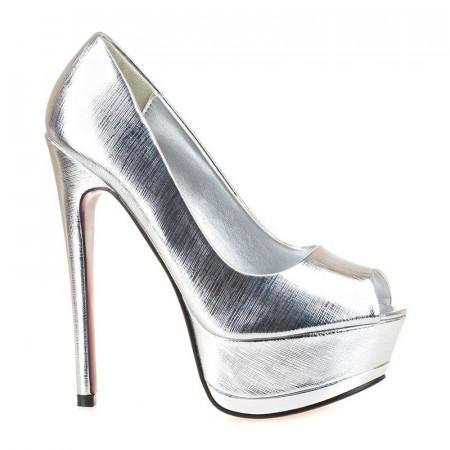 Pantofi cu platforma la moda Alberta