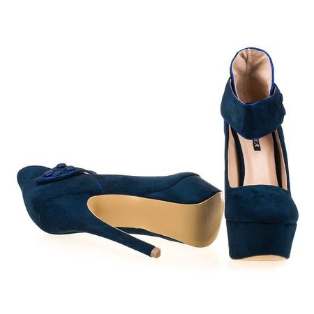 Pantofi cu platforma Milano