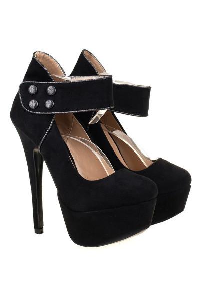 Pantofi cu platforma Salma