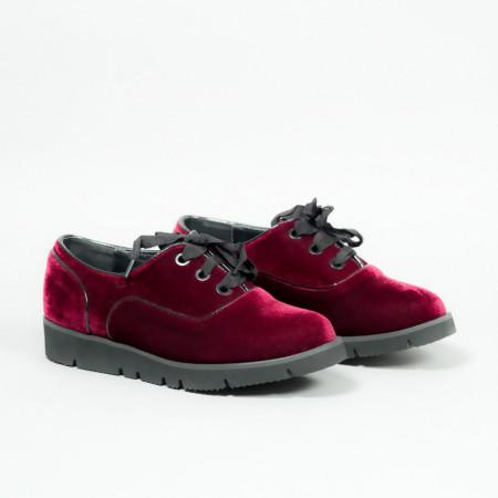 Pantofi dama CLEOPATRA bordo