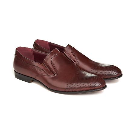 Pantofi office barbati Armand maro