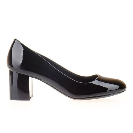 Pantofi office blk Alma