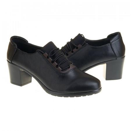 Pantofi office cu toc mic Tania