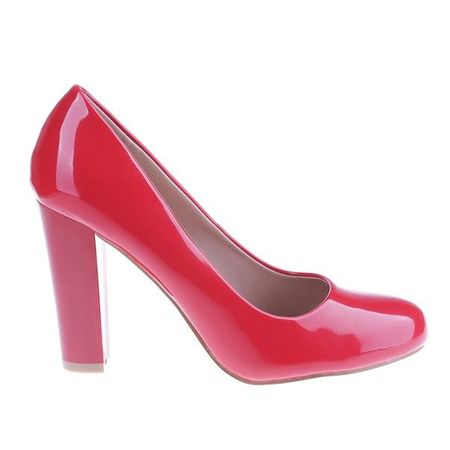 Pantofi office Gonne red