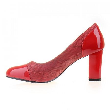 Pantofi office red Adria
