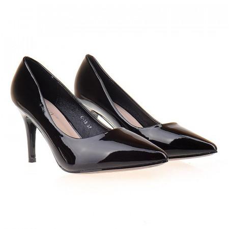 Pantofi stiletto blk Adria
