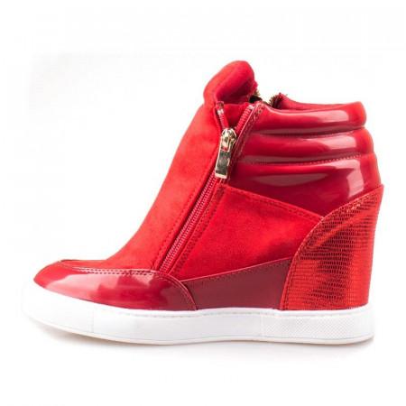 Sneakers cu talpa inalta Letitia Matar
