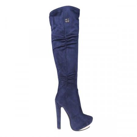 Cizme Jordan blue