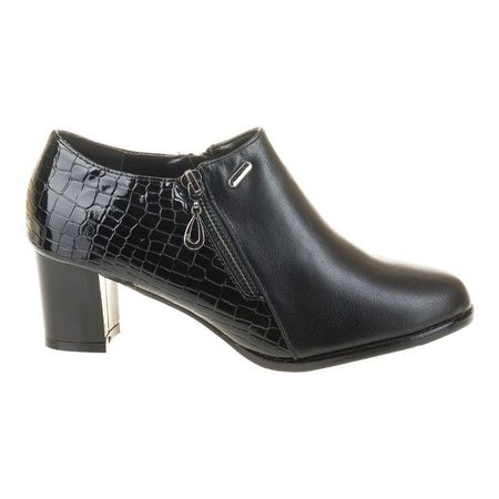 Pantofi office croco Dunya