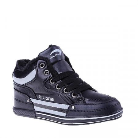 Pantofi sport imblaniti Luisse negri