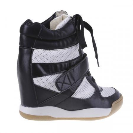 Pantofi sport Magda negri