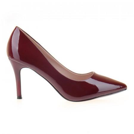 Pantofi stiletto bordo Bianca