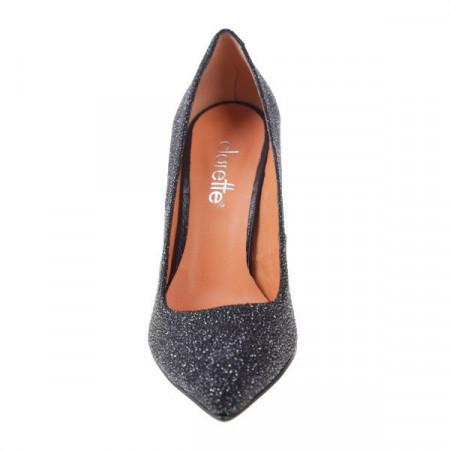 Pantofi Stiletto din piele naturala Adrianne