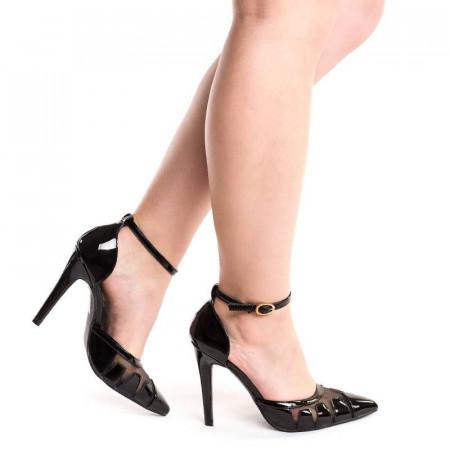 Sandale cu toc elegante Alessa