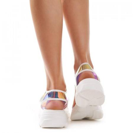 Sandale trendy cu talpa sport Camelia colore