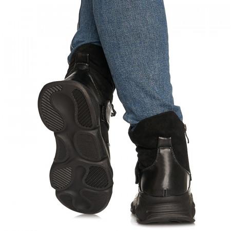 Sneakers Camelia negru