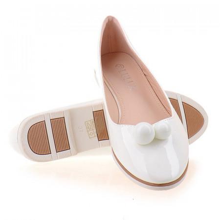 Balerini la moda Anais wht