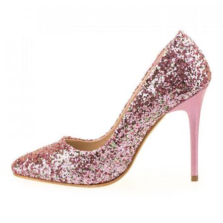 Pantofi de ocazie glitter Adelina
