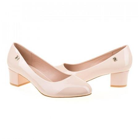 Pantofi office bej Celia