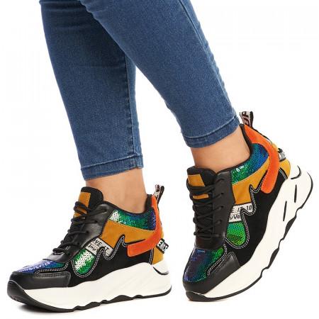Sneakers Colleen blu