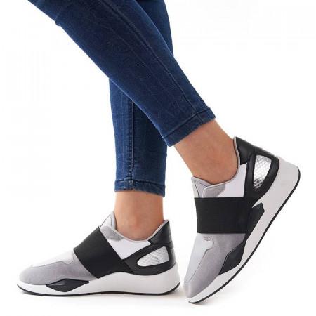 Sneakers Simona gri