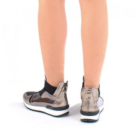 Sneakers stil dolce&gabbana metalic Marta
