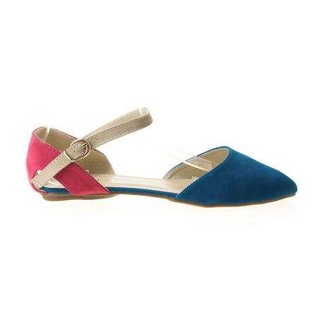 Balerini trendy blu Giulia