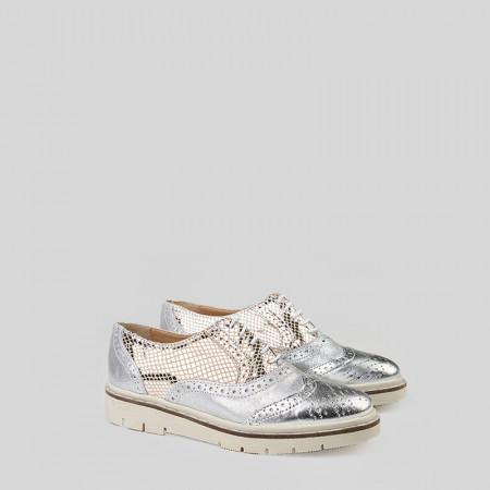 Pantofi Dama SPARK, Argintiu
