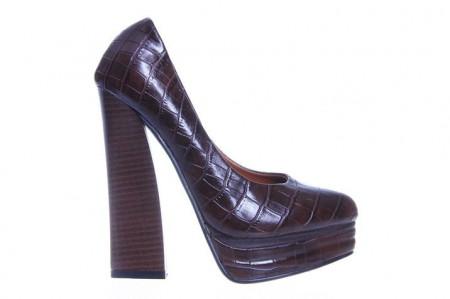 Pantofi maro Daniela