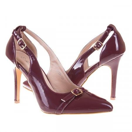 Pantofi stiletto Via Maria