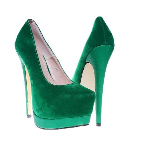 Pantofi verzi Merida