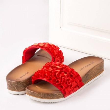 Saboti la moda Mira rosu