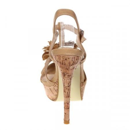 Sandale beige Lima