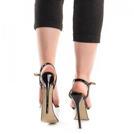 Sandale cu platforma si toc inalt Marta