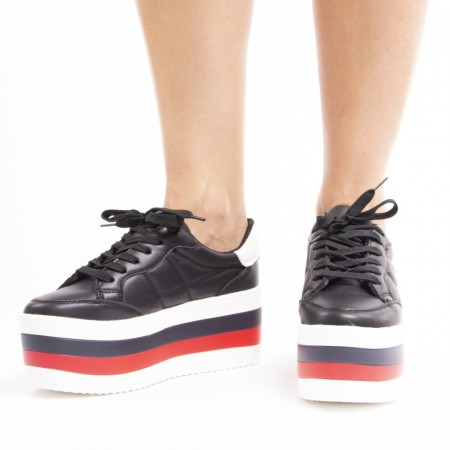 Sneakers Alicia negru