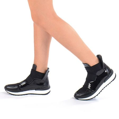 Sneakers stil dolce&gabbana blk Marta