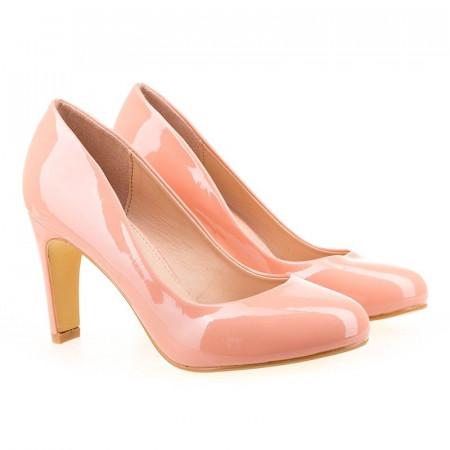 Pantofi office Anais pink