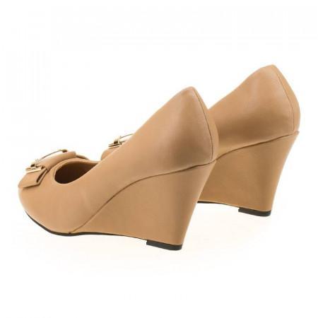 Pantofi office cu platforma chic Tina