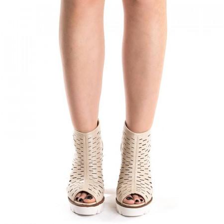 Sandale cu platforma romane Martina